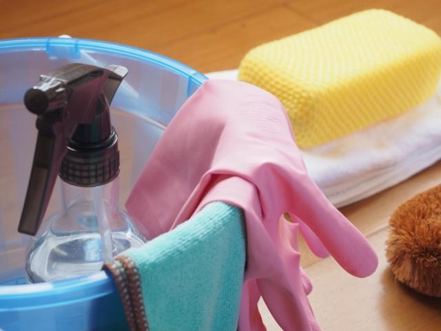 いよいよ掃除!自分でできる2種類のお掃除方法